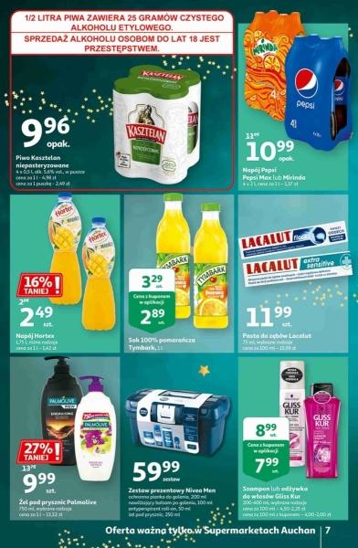 Auchan gazetka promocyjna od 2020-11-19, strona 7
