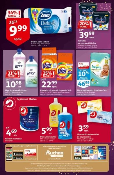 Auchan gazetka promocyjna od 2020-11-19, strona 8