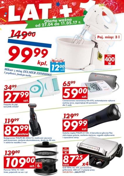 Auchan gazetka promocyjna od 2017-04-27, strona 31