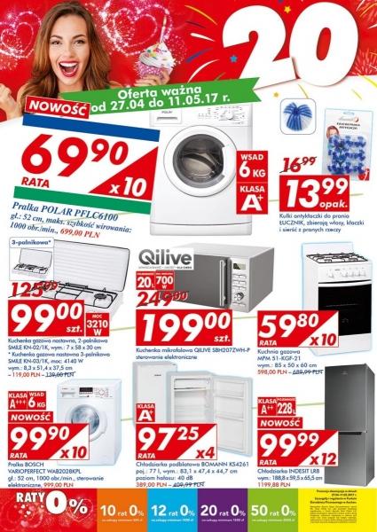 Auchan gazetka promocyjna od 2017-04-27, strona 32