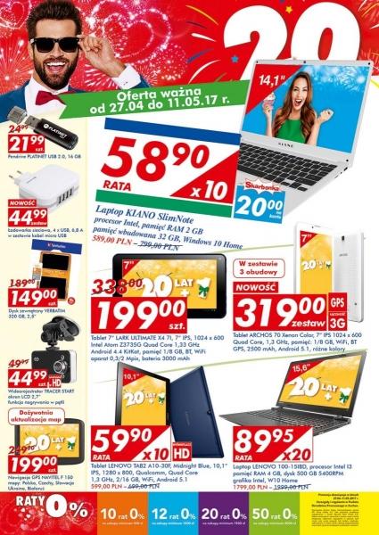 Auchan gazetka promocyjna od 2017-04-27, strona 34