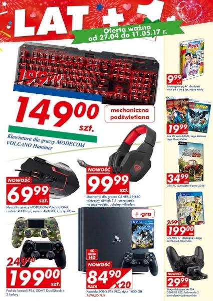 Auchan gazetka promocyjna od 2017-04-27, strona 35