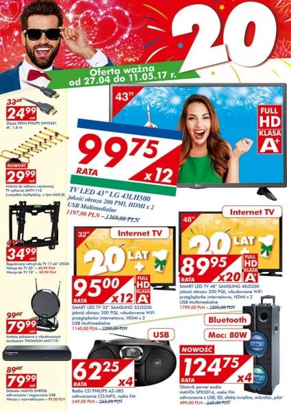 Auchan gazetka promocyjna od 2017-04-27, strona 36