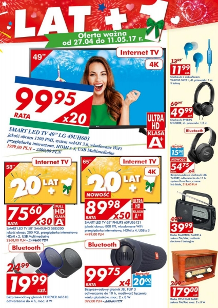 Auchan gazetka promocyjna od 2017-04-27, strona 37
