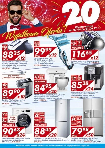 Auchan gazetka promocyjna od 2017-04-27, strona 38