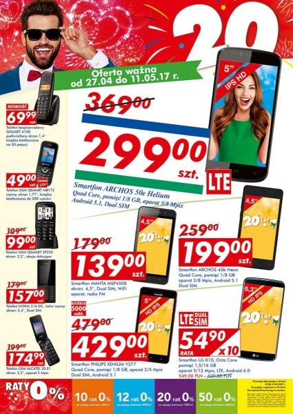 Auchan gazetka promocyjna od 2017-04-27, strona 40