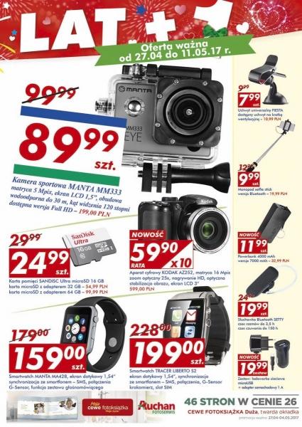 Auchan gazetka promocyjna od 2017-04-27, strona 41