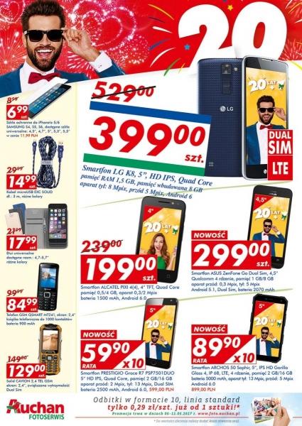 Auchan gazetka promocyjna od 2017-05-05, strona 34