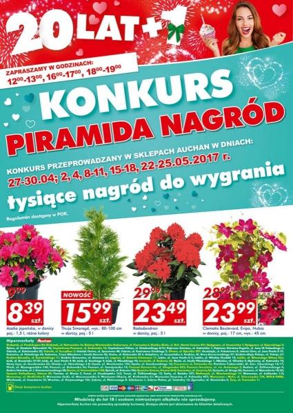 Auchan gazetka promocyjna od 2017-05-05, strona 40