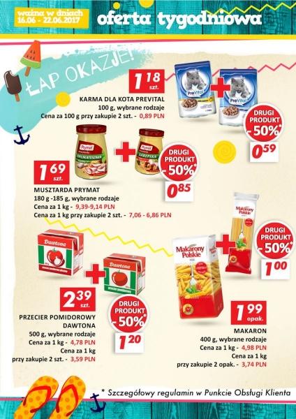 Auchan gazetka promocyjna od 2017-06-16, strona 14
