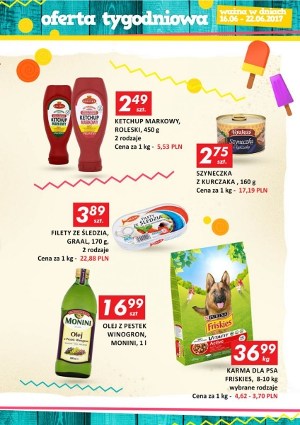 Auchan gazetka promocyjna od 2017-06-16, strona 15