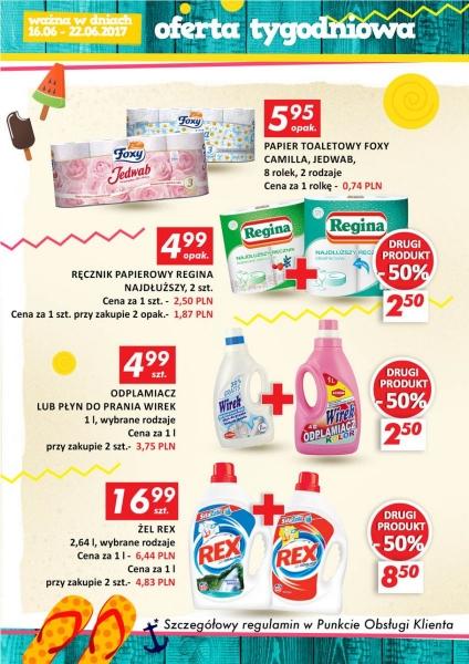 Auchan gazetka promocyjna od 2017-06-16, strona 18