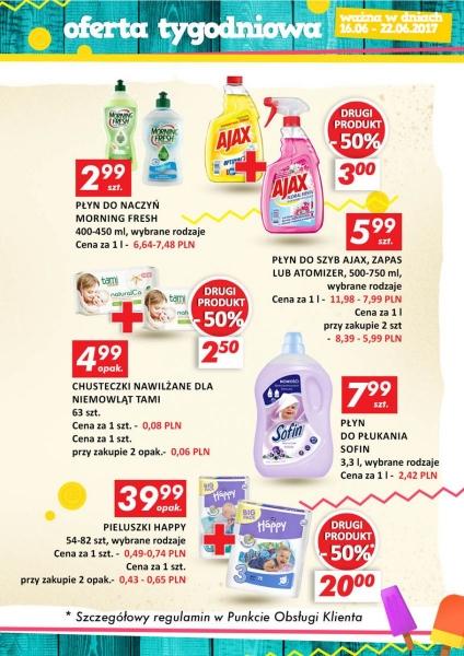 Auchan gazetka promocyjna od 2017-06-16, strona 19