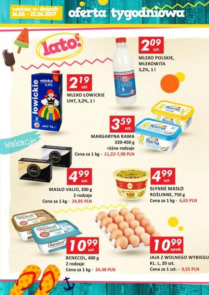 Auchan gazetka promocyjna od 2017-06-16, strona 6