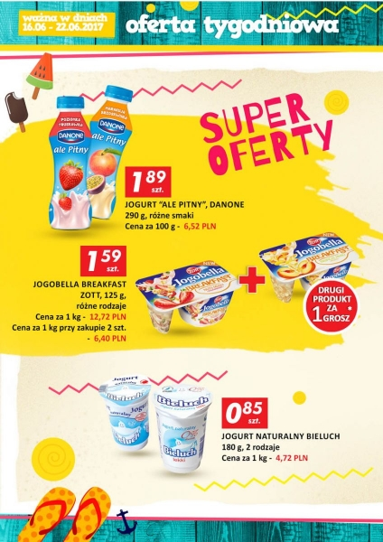 Auchan gazetka promocyjna od 2017-06-16, strona 8