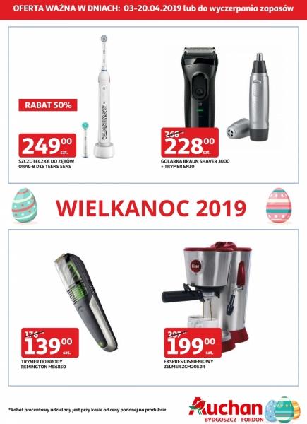 Auchan gazetka promocyjna od 2019-04-03, strona 2