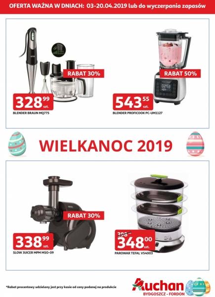 Auchan gazetka promocyjna od 2019-04-03, strona 3