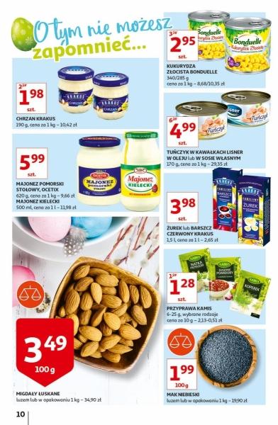 Auchan gazetka promocyjna od 2019-04-11, strona 10