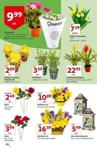 Auchan gazetka promocyjna od 2019-04-11, strona 14