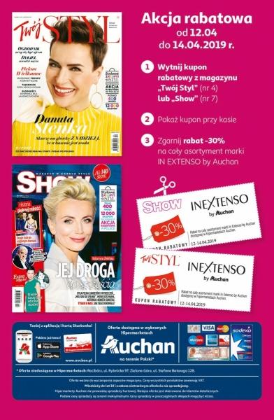 Auchan gazetka promocyjna od 2019-04-11, strona 16