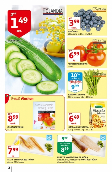 Auchan gazetka promocyjna od 2019-04-11, strona 2