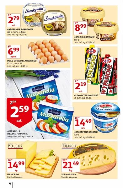 Auchan gazetka promocyjna od 2019-04-11, strona 4