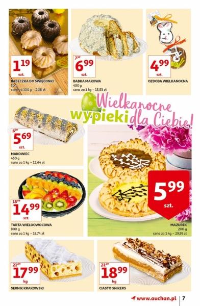 Auchan gazetka promocyjna od 2019-04-11, strona 7