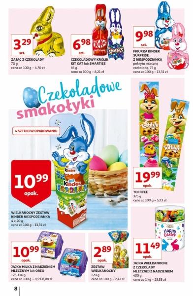 Auchan gazetka promocyjna od 2019-04-11, strona 8
