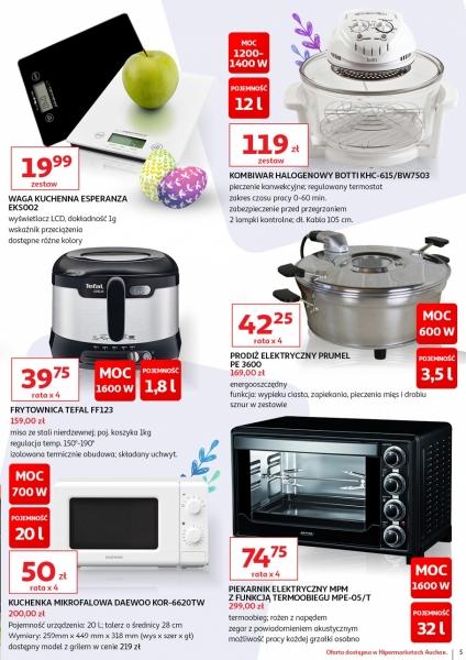 Auchan gazetka promocyjna od 2019-04-11, strona 5
