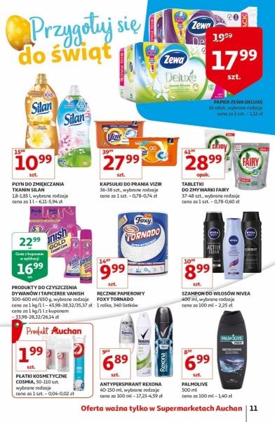 Auchan gazetka promocyjna od 2019-04-11, strona 11