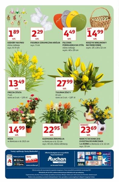 Auchan gazetka promocyjna od 2019-04-11, strona 12