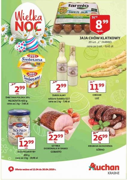 Auchan gazetka promocyjna od 2019-04-12, strona 2
