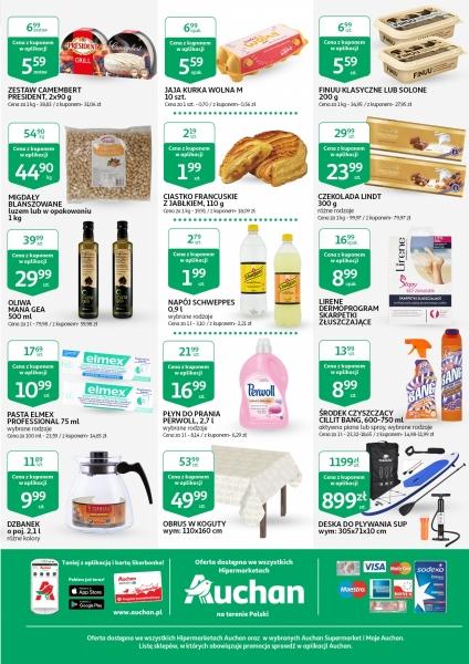 Auchan gazetka promocyjna od 2019-04-17, strona 2