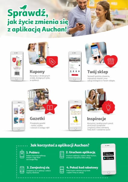 Auchan gazetka promocyjna od 2019-04-17, strona 3
