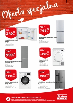 Auchan Płock Gazetka Promocje Oferta 905 Maj