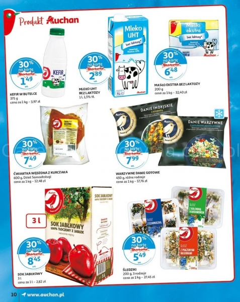 Auchan gazetka promocyjna od 2019-05-16, strona 10