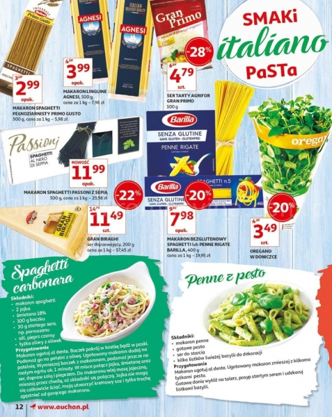 Auchan gazetka promocyjna od 2019-05-16, strona 12