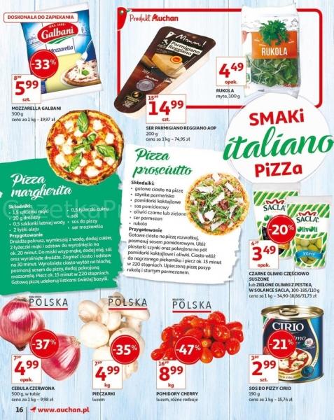 Auchan gazetka promocyjna od 2019-05-16, strona 16