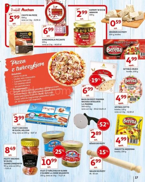 Auchan gazetka promocyjna od 2019-05-16, strona 17