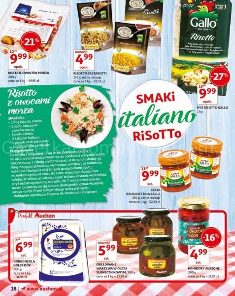 Auchan gazetka promocyjna od 2019-05-16, strona 18