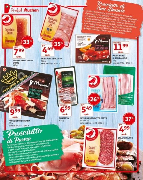 Auchan gazetka promocyjna od 2019-05-16, strona 20