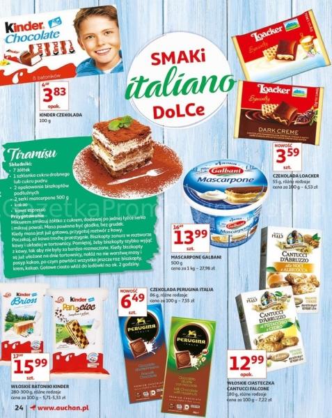 Auchan gazetka promocyjna od 2019-05-16, strona 24
