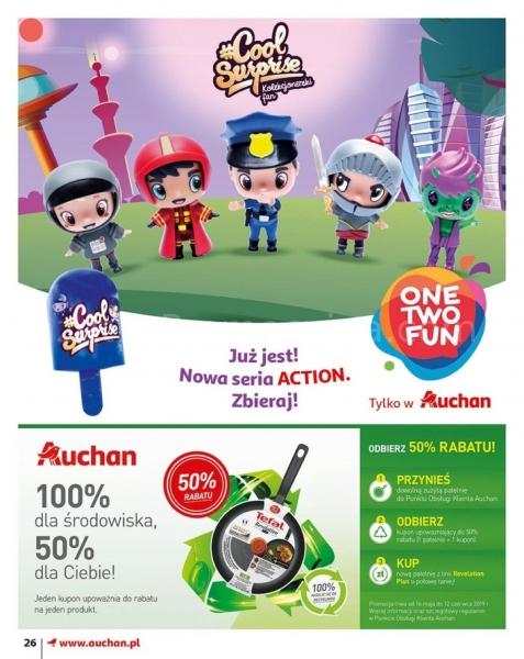 Auchan gazetka promocyjna od 2019-05-16, strona 26