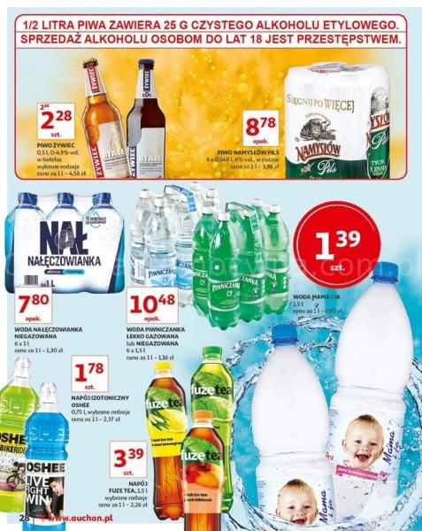 Auchan gazetka promocyjna od 2019-05-16, strona 28