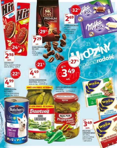 Auchan gazetka promocyjna od 2019-05-16, strona 29