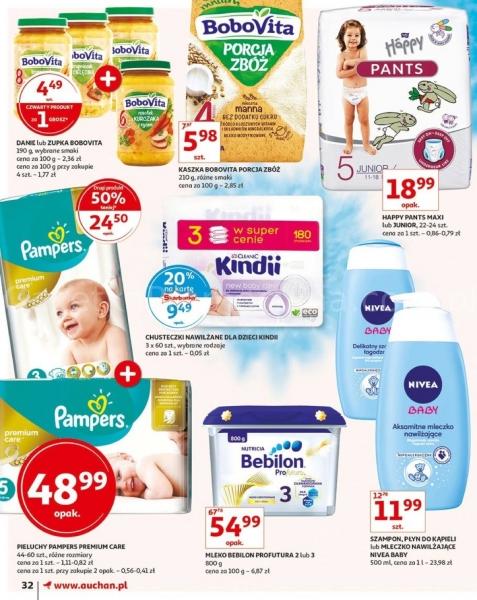 Auchan gazetka promocyjna od 2019-05-16, strona 32