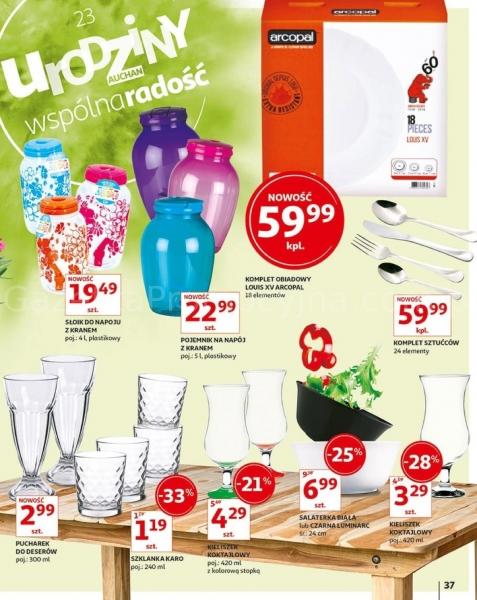 Auchan gazetka promocyjna od 2019-05-16, strona 37