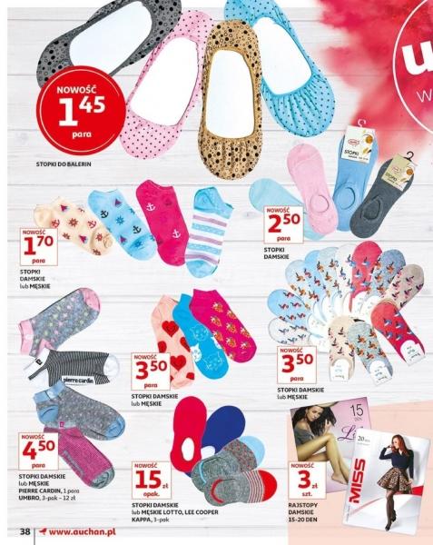 Auchan gazetka promocyjna od 2019-05-16, strona 38