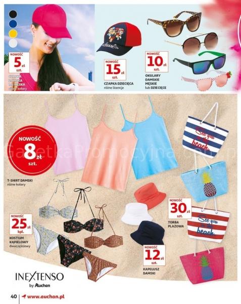 Auchan gazetka promocyjna od 2019-05-16, strona 40