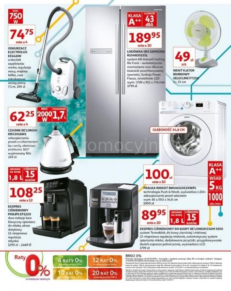 Auchan gazetka promocyjna od 2019-05-16, strona 44